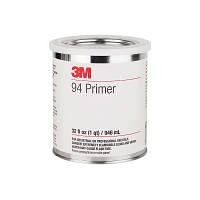 Праймер прозрачный 94 3М для повышения адгезии VHB-лент,двустороннего скотча,стекла,пленки 0,945л