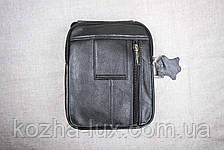 Мужская сумка из натуральной кожи модель B-3092, фото 2