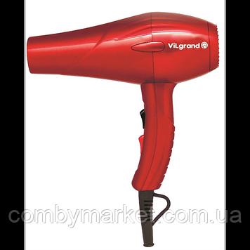 Фен VILGRAND VHD-2210AC RED