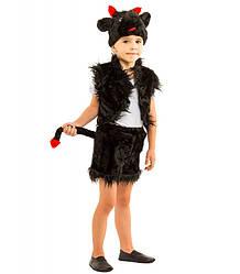 Карнавальный костюм ЧЕРТИК,ЧЕРТЁНОК для мальчика 3,4,5,6,7 лет детский маскарадный костюм ЧЕРТЁНКА