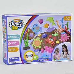 Детский набор для лепки Dough 3D от 3 лет, код 1005