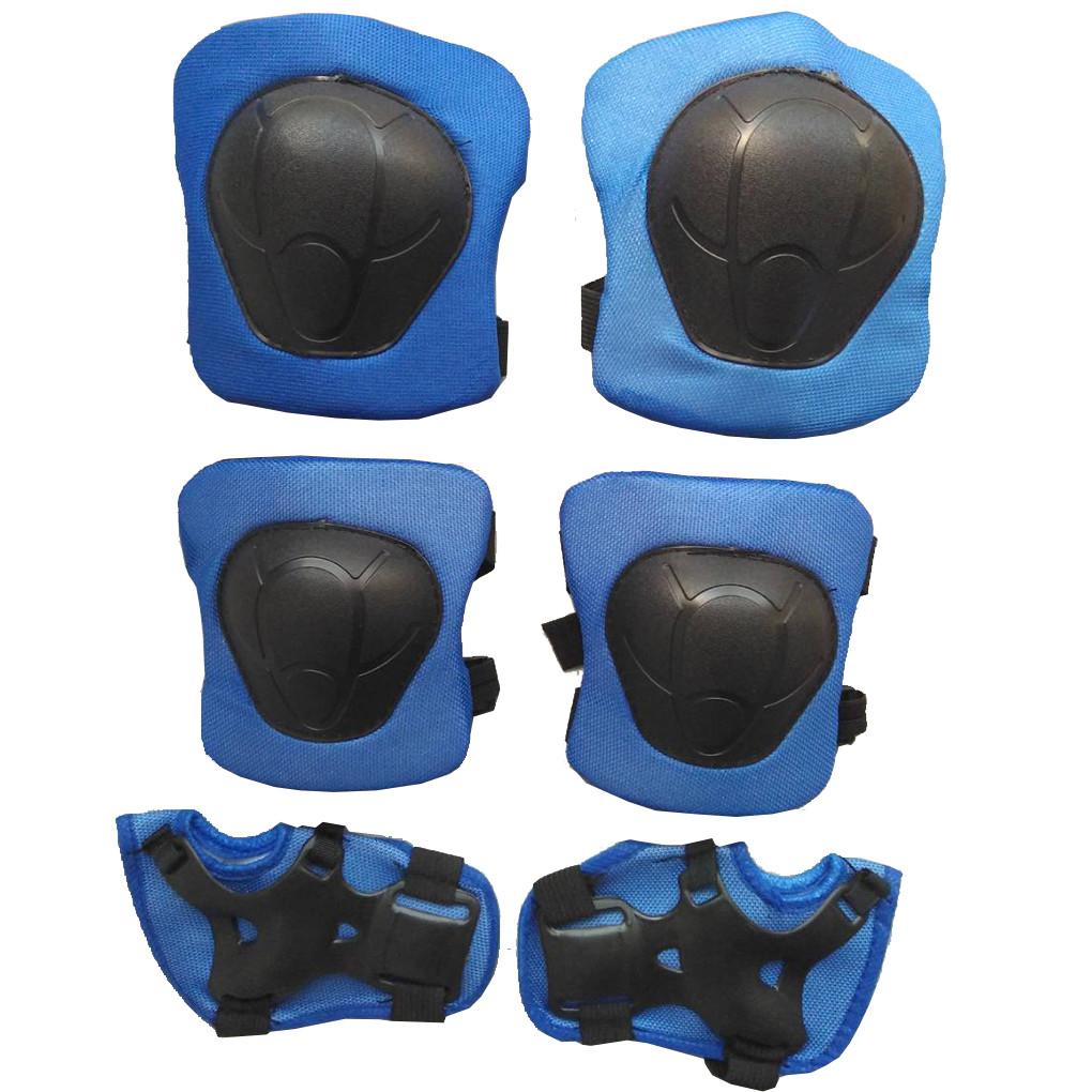 Комплект защиты Best Board 3 в 1 размер S-M Синий F22252-4С