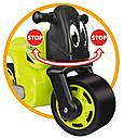 Детский мотоцикл беговел толокар Big велобег и защитные накладки 56328, фото 3