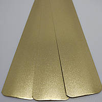 Жалюзі горизонтальні колір 478 Золото металік