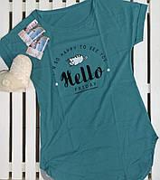 Красивая ночная рубашка туника EGO , фото 1