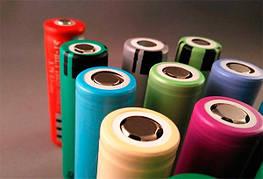Акумулятори для електронних сигарет