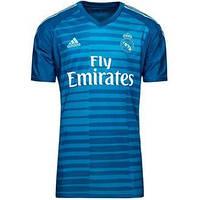 Футбольная форма Реал Мадрид с коротким рукавом 18/19 сезона, вратарская, фото 1