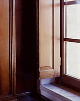 Деревянные окна БОСКО дуб, 68, 78, 88, 120