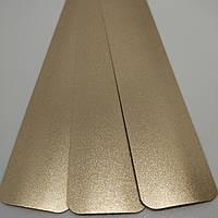 Жалюзі горизонтальні колір 478а Рожеве золото металік