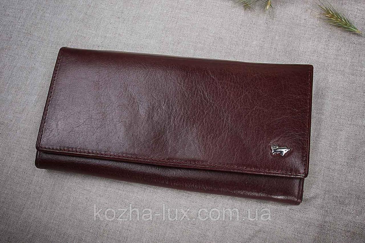 Кошелек женский кожаный Br-601 Braun Buffel, натуральная кожа