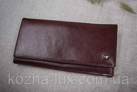 Кошелек женский кожаный Br-601 Braun Buffel, натуральная кожа, фото 2