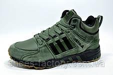 Кроссовки на зиму в стиле Adidas Equipment Torsion, Green, фото 3