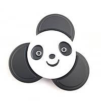 Fidget Spinner triple blades Panda (black)
