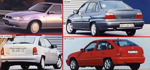 Кузовные запчасти для Daewoo Nexia 1995-08