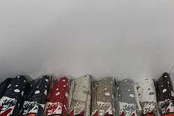 Шерстяные женские туники S 908 (двойная вязка), фото 2