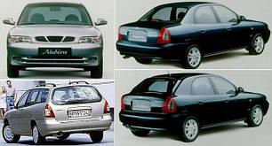 Кузовные запчасти для Daewoo Nubira 1997-99 (J100)