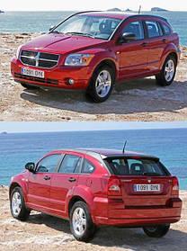 Кузовные запчасти для Dodge Caliber 2007-11