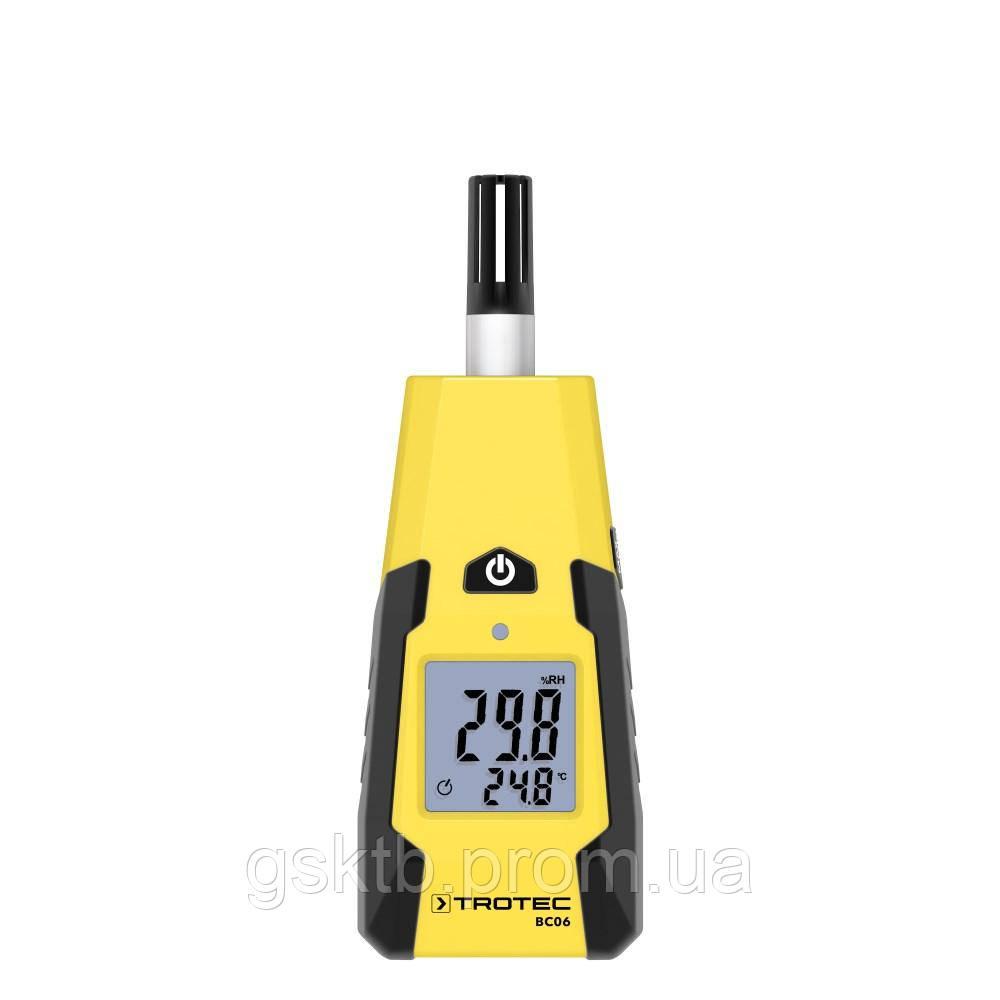 Гигрометр Trotec BC06 портативный (Германия)