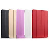 "Чехол-книжка кожа Smart Cover для Apple iPad 9.7"" Air 2 (gold)"