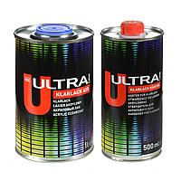 Novol ULTRA KLARLACK 400 1л+0,5л отвердитель