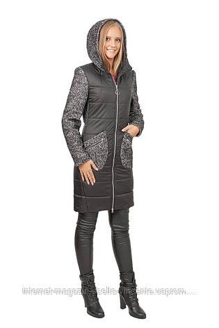 e83c6d7930d5 Демисезонная куртка SV- 5218 black женская. Купить недорого, в ...