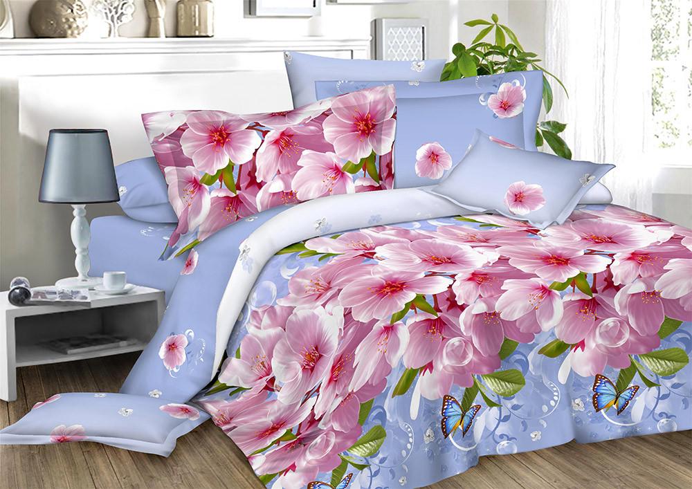 Купить Полуторный комплект постельного белья 3D Сопрано  по ... cc1ec78cdb27c