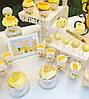Лимонно-апельсиновый Кенди-бар на тележке (ЛЕТНЯЯ ТЕМА), фото 4