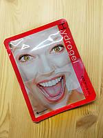 Гидрогелевая маска для область скул и подбородка, Silky V-Line Hydrogel Mask