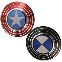 Fidget Spinner metal disk spiral (02)