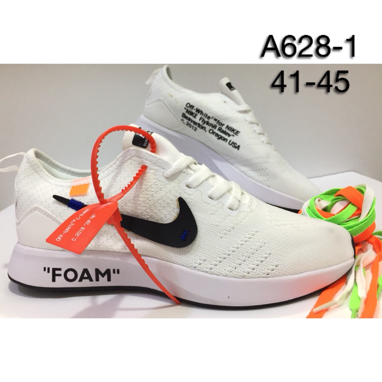 Мужские кроссовки Nike Foam оптом (41-45)