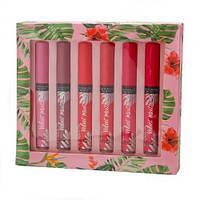 Блеск для губ Victoria's Secret Velvet Matte 12 шт
