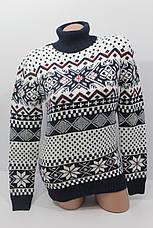 Шерстяные женские свитера S 882, фото 3