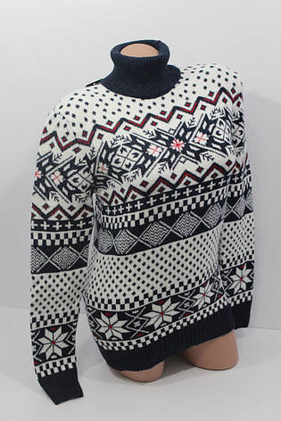 Шерстяные женские свитера S 882, фото 2