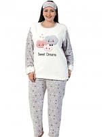 Теплые Пижамы Больших Размеров — Купить Недорого у Проверенных ... 9ae7ebecd6d8c