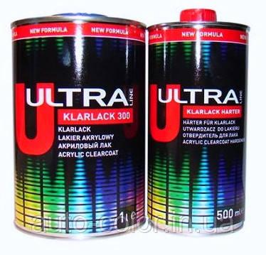 Novol ULTRA KLARLACK 300 1л+0,5 л затверджувач