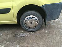 Колпаки на Fiat Scudo нержавейка