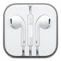 Наушники original Apple EarPods with Remote and Mic