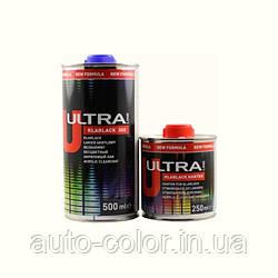 Novol ULTRA KLARLACK 300 0,5 л+0,25 л затверджувач