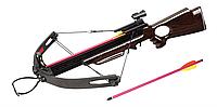 Арбалет MAN KUNG - 250 A1, Рекурсивный, винтовочного типа, деревянный приклад ц:коричневый