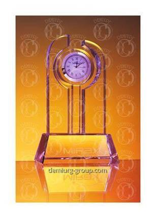 Часы сувенирные в стекле , фото 2