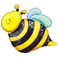 Фольгированный шар Пчелка, 69 см