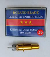 Держатель лезвия для плоттера Roland и режущий нож