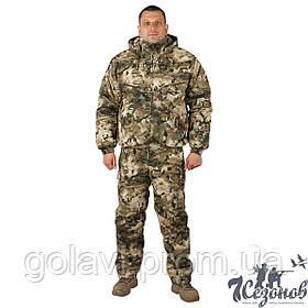 Зимний Камуфляжный костюм – Кобра