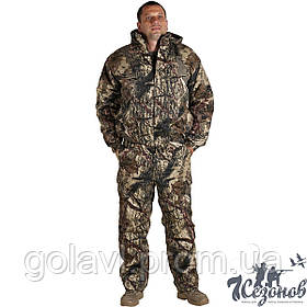 Зимний Камуфляжный костюм – Дубок светлый