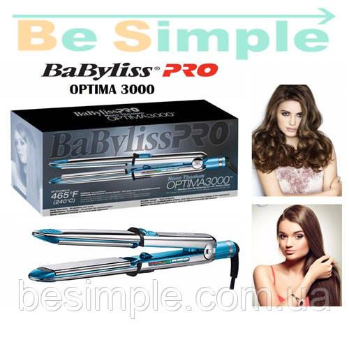 Плойка для волос BaByliss PRO Optima 3000