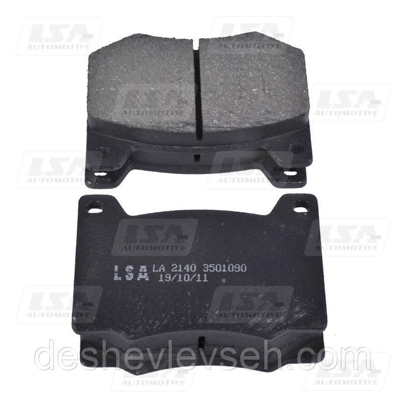 Колодка передняя торм. М-412 (LA 412-3501090), 412-3501090 (LSA)