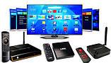 Телевізори і Android приставки,проэкторы