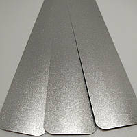 Жалюзи горизонтальные цвет 479 Серебро металлик