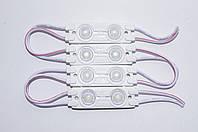 Светодиодный модуль с линзой 2 LED SMD 5730
