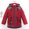 Детская куртка жилетка для мальчика стильная осень весна 99, фото 6
